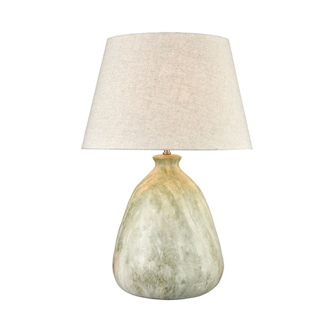 Beautiful Dimond Lighting  Ajaccio Table Lamp  in  Ceramic