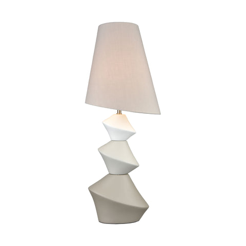 Beautiful Dimond Lighting  Auckland Harbour Table Lamp  in  Ceramic