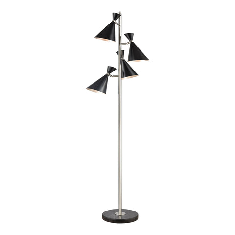 Beautiful Dimond Lighting  Incognito Floor Lamp  in  Metal