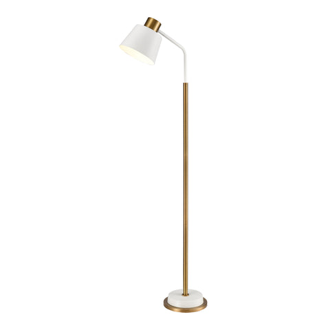 Beautiful Dimond Lighting  Cupid Floor Lamp  in  Metal