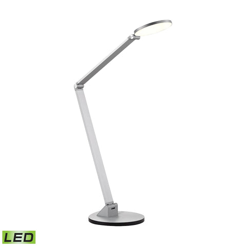 Beautiful Dimond Lighting Mono Disc Elbow Desk Lamp