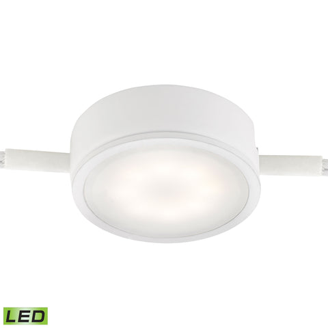Thomas Tuxedo 1 Light LED Undercabinet Light In White