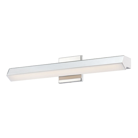 Yarmouth 22.7-Inch 18 Watt LED Vanity In Polished Chrome