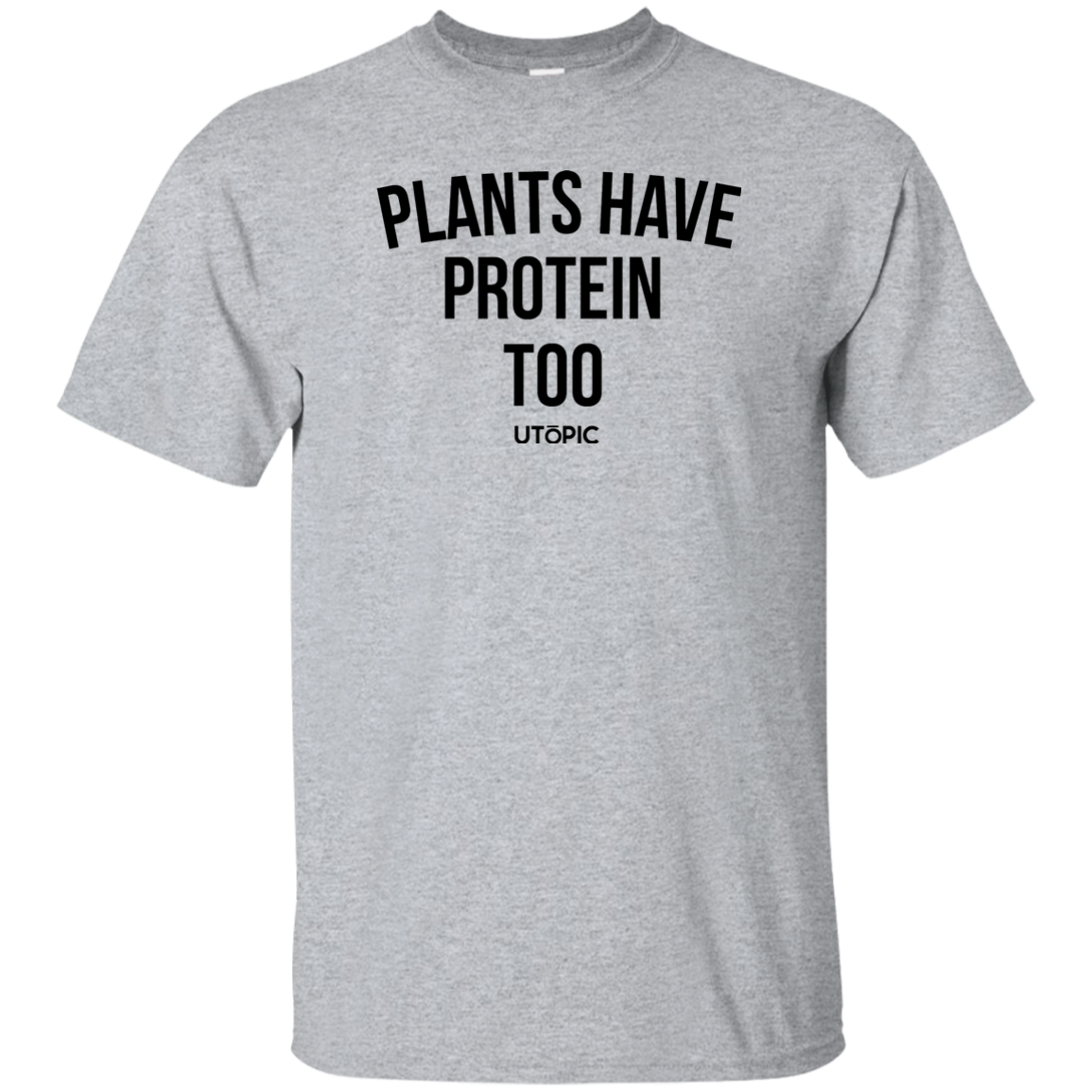Plants Have Protein Too