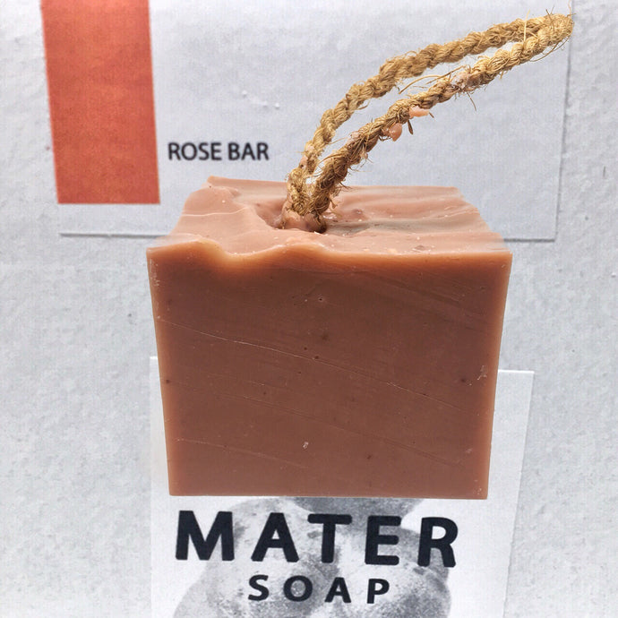 Rose Rope Soap