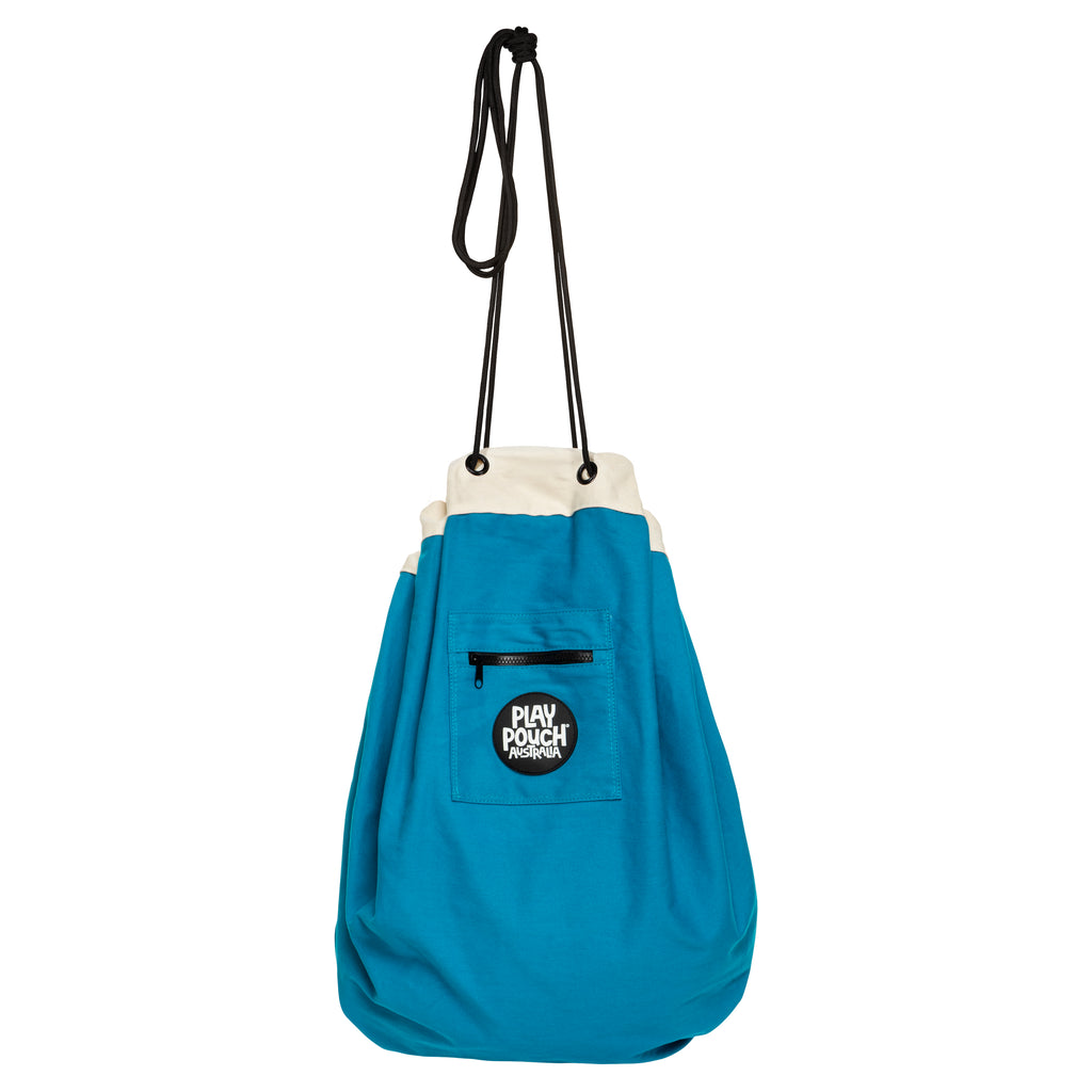 Ocean Blue Original Play Pouch