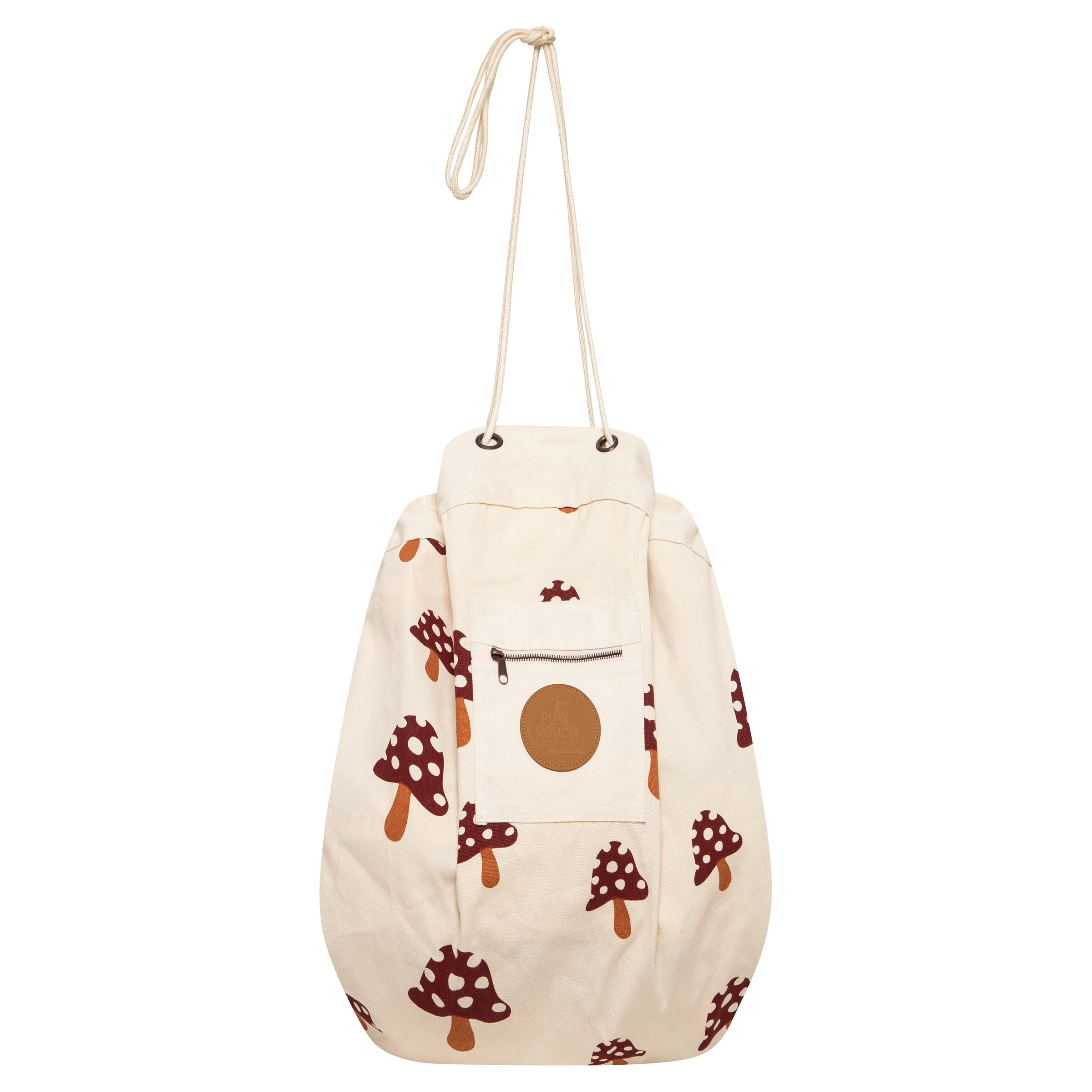 Woodfolk Wonderland Interactive Play Pouch