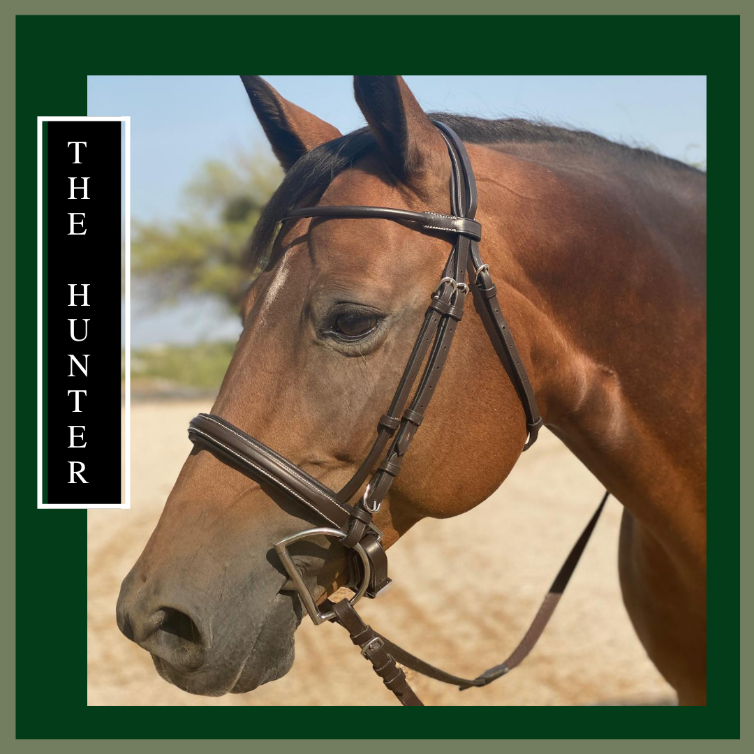 """The Hunter"" Bridle"