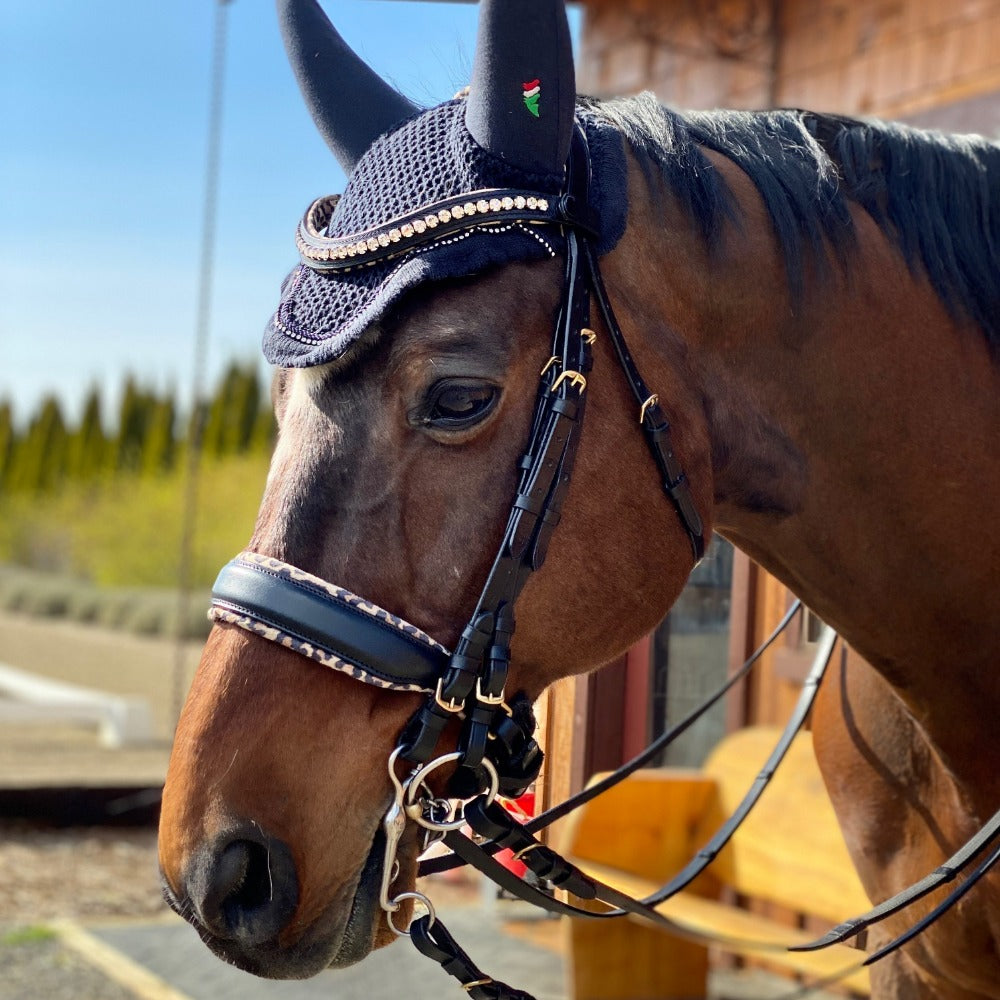 H.M. Safari Double Bridle