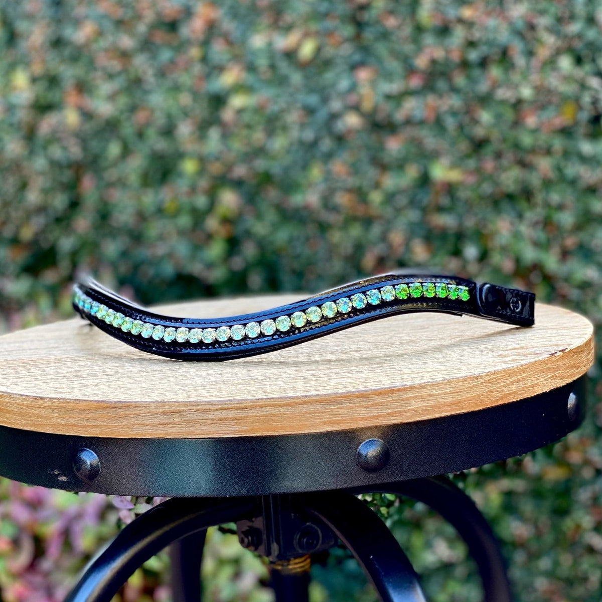 The Kelly - Swarovski Crystal Browband