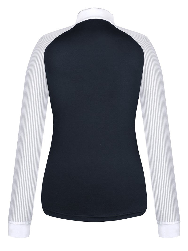 Justine Airy Show Shirt - Long Sleeve