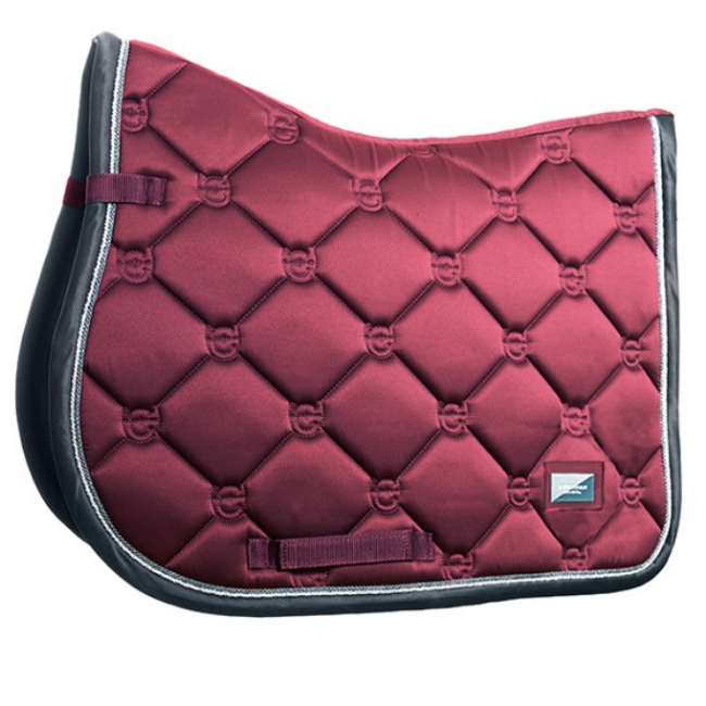 Equestrian Stockholm Winter Rose Jump Pad