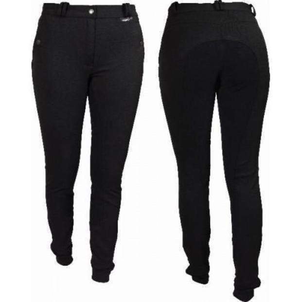 "Apparel Navy / US 2 / 26"" Women's CPH Full Seat Breeches"