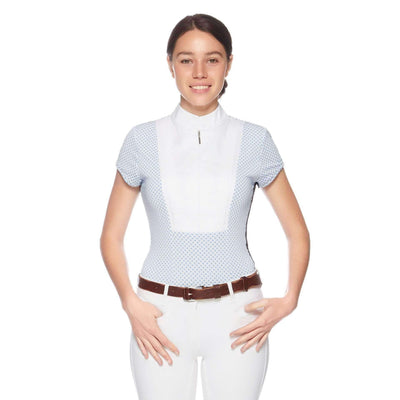 The Zaire - Women's Short Sleeved Dressage Shirt