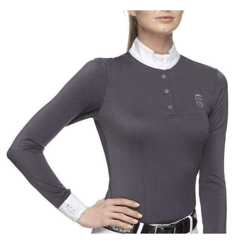 The Cyra Long Sleeved Riding Shirt