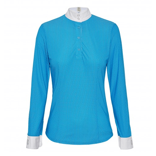 The Mazette - Long Sleeved Women's Riding Shirt