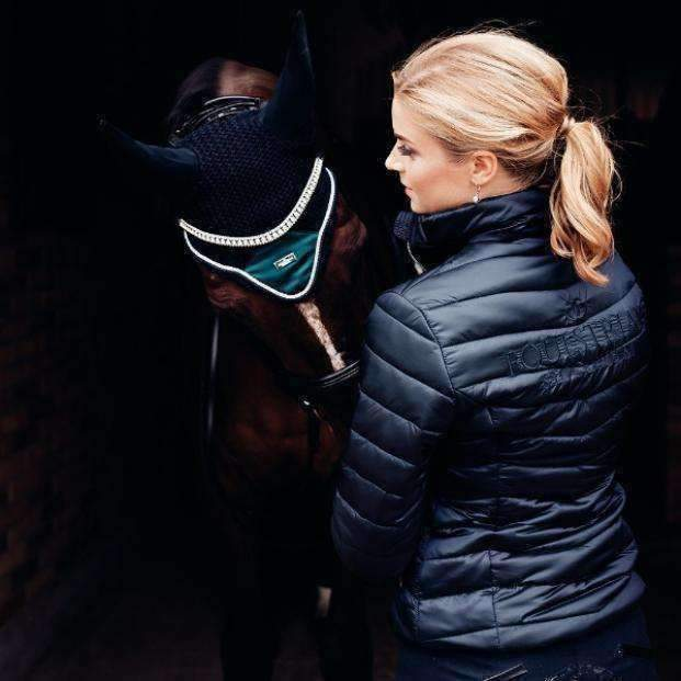 Equestrian Stockholm Classic Navy Lightweight Jacket