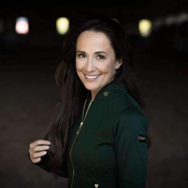 Equestrian Stockholm Next Generation Jacket - Forest Green