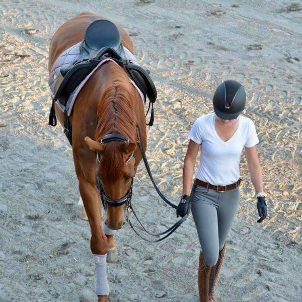 Inspire Silicone Knee Patch Breeches