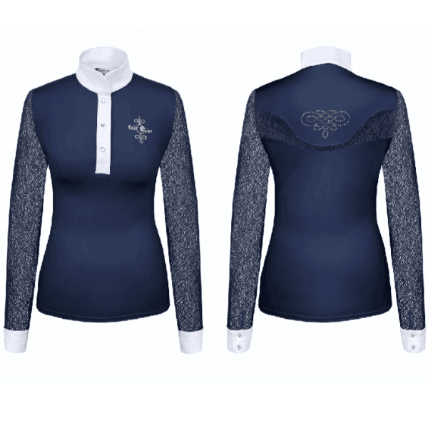 FairPlay Long Sleeved Lace Competition Shirt 2.0