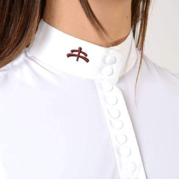 "The Dafne ""One Thousand Buttons"" Shirt"