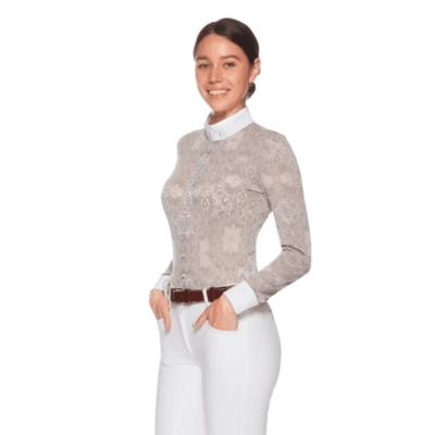 The Zanita - Long Sleeved Women's Riding Shirt