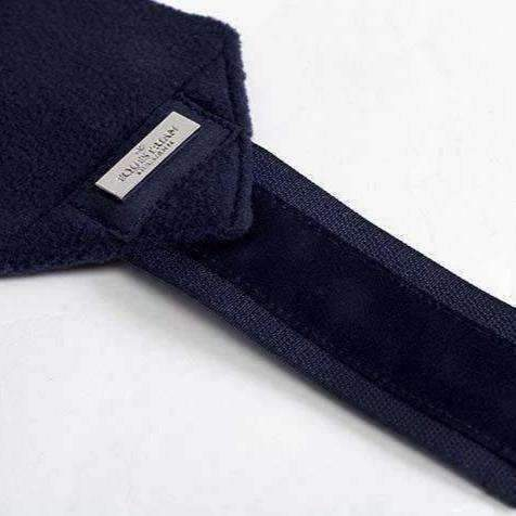 Equestrian Stockholm Midnight Blue Fleece Bandages