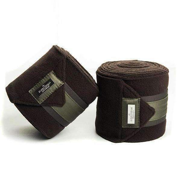 Equestrian Stockholm No Boundaries Olive Fleece Bandages