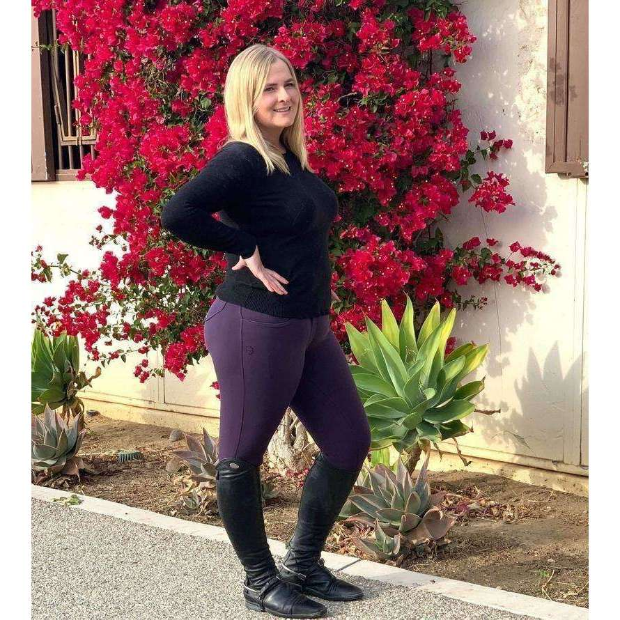 Perfection Breeches - Knee Patch