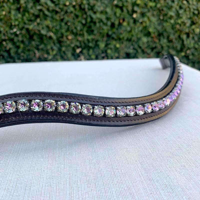 Halter Ego® Swarovski Crystal Browband - Illusionists Mirage