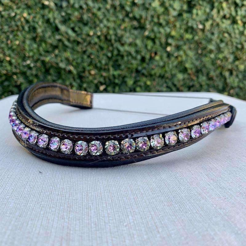 Halter Ego® Swarovski Crystal Browband - Illusionists Vanishing Act
