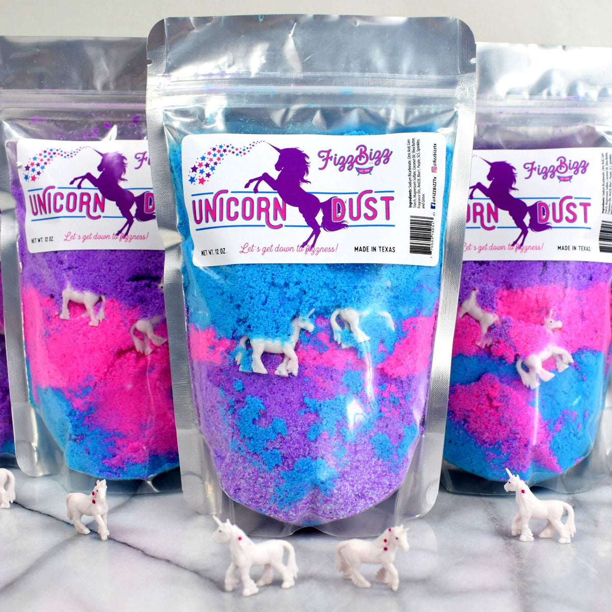 Unicorn Dust - Bath Salts