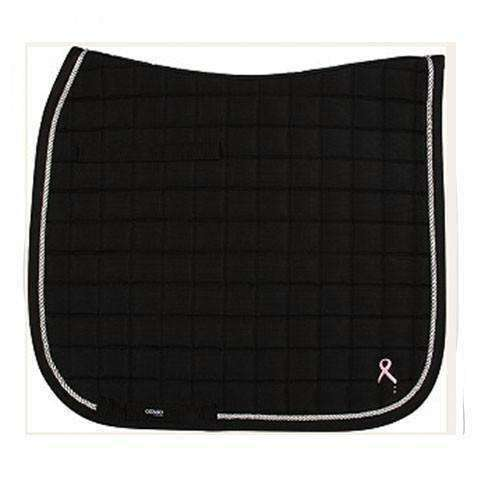 Pink Ribbon Saddle Pad Dressage