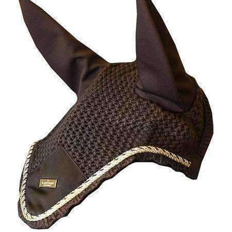 Equestrian Stockholm Golden Brown Ear Net