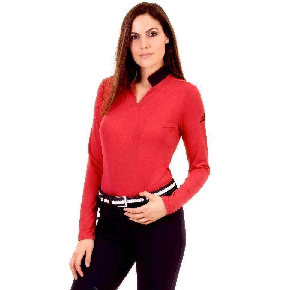 The Wendy - Long sleeve technical riding shirt