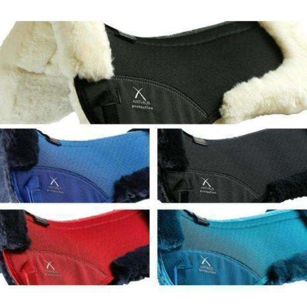 AirTeque Shockproof Merino Wool Half-Pad