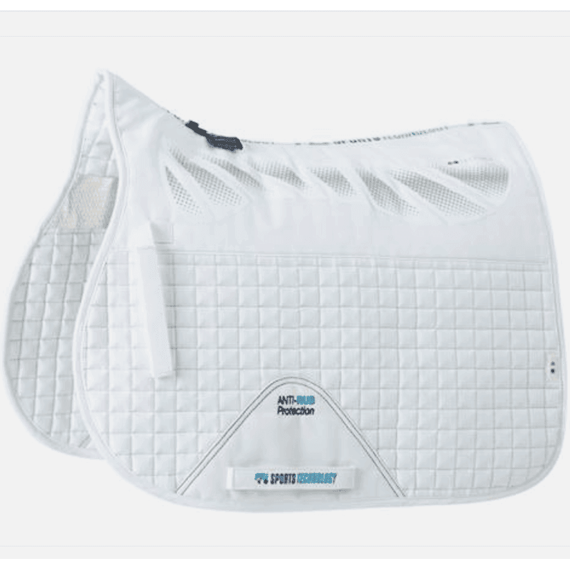 TechGrip Anti-Slip Saddle Pad - GP/Jump Square