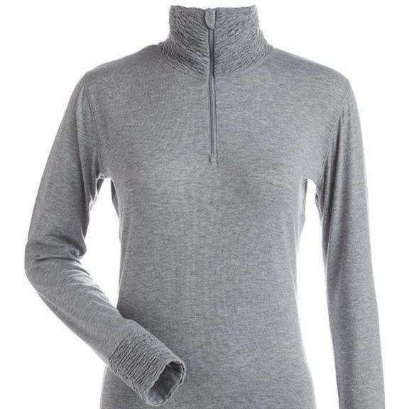 1/4 Zip Base Layer Riding Shirt