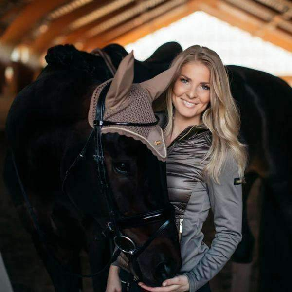 Equestrian Stockholm Champagne All Purpose Jacket