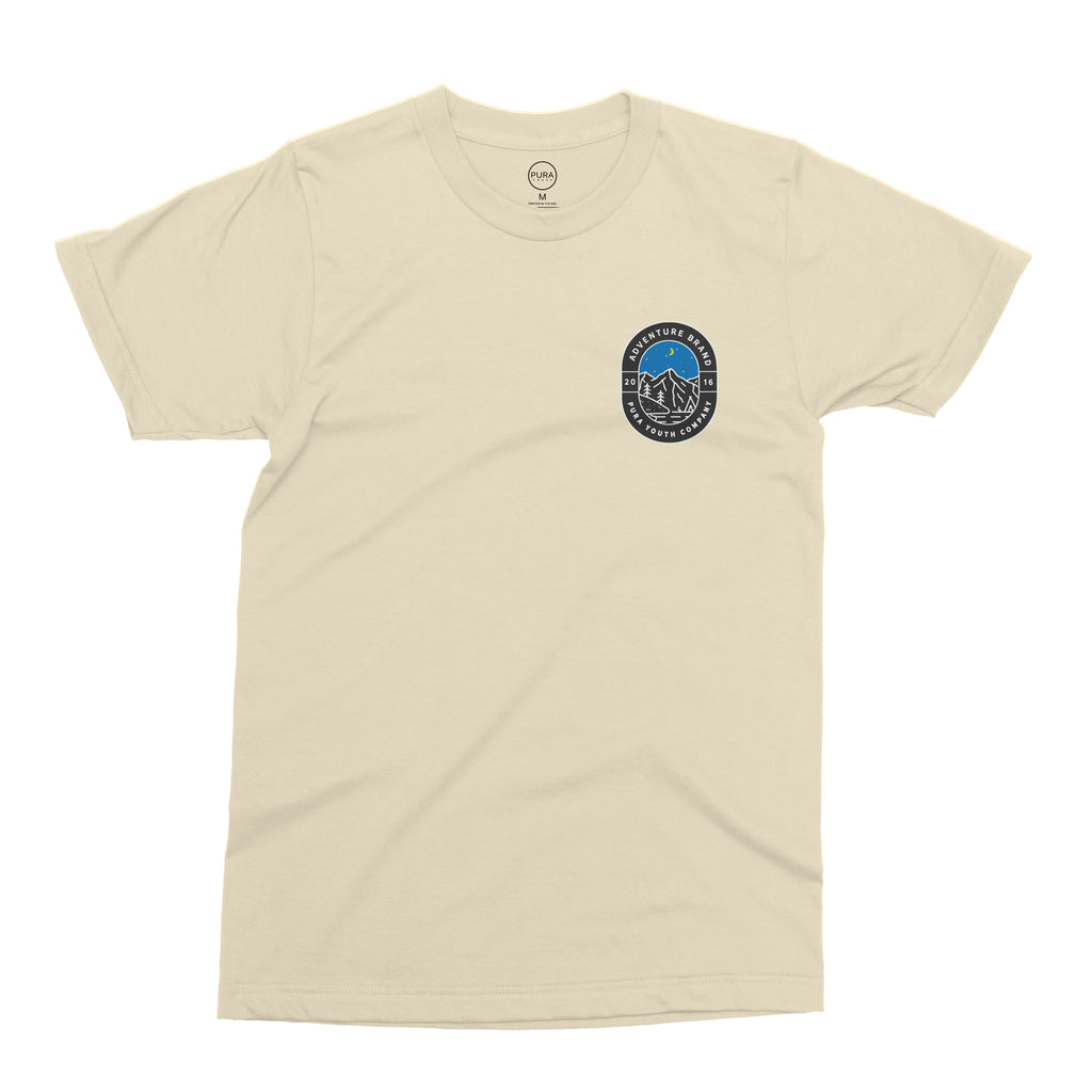 Expedition Tee Cream