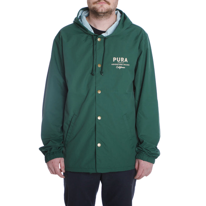 All Terrain Jacket Forrest Green