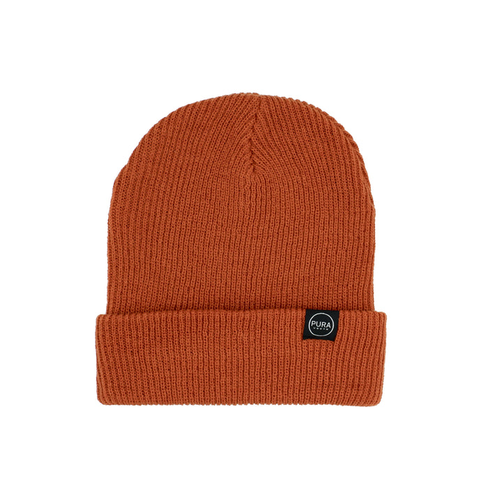 All Day Beanie Rust
