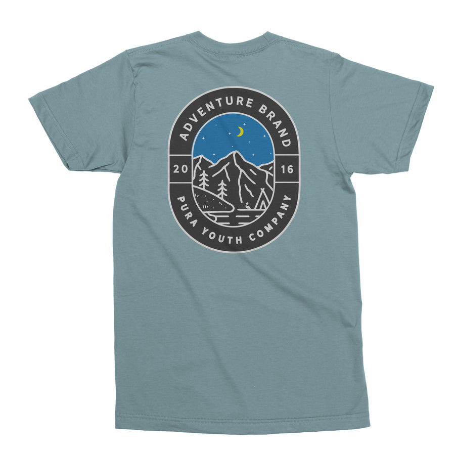 Expedition Tee Green