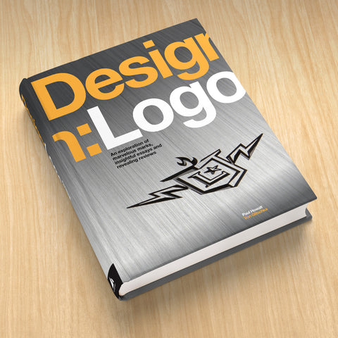"""Design: Logo"" Book, by Paul Howalt & Von Glitschka"