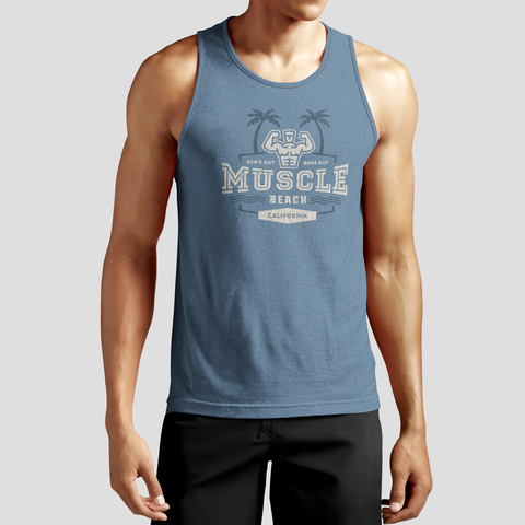 Muscle Beach Tank Top