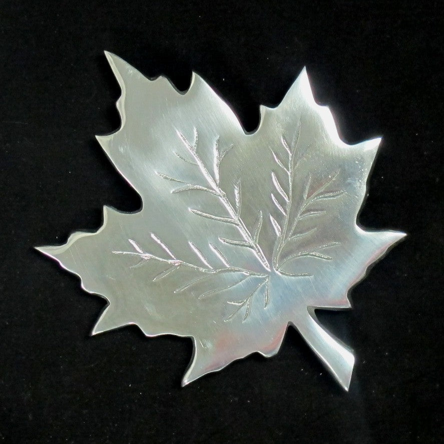 "Trivet Maple Leaf 8x8"" - Blue Rooster Trading"