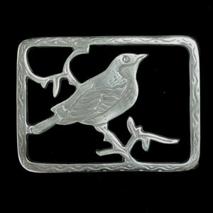 "Load image into Gallery viewer, Trivet Bird8x8"" - Blue Rooster Trading"