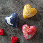 Set 3 Sentiment Heart Tokens