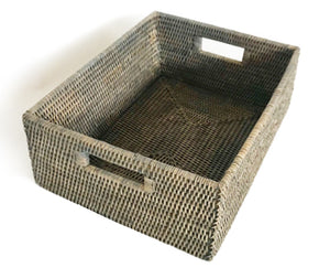 "Rectangular Everything Basket 15.5 x 12 x 6""H"