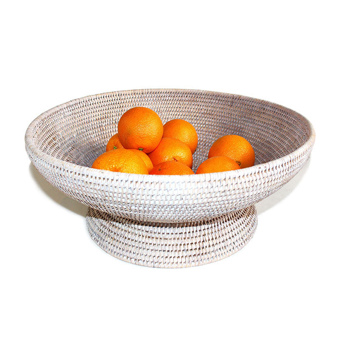 Fruit Basket Round Pedestal